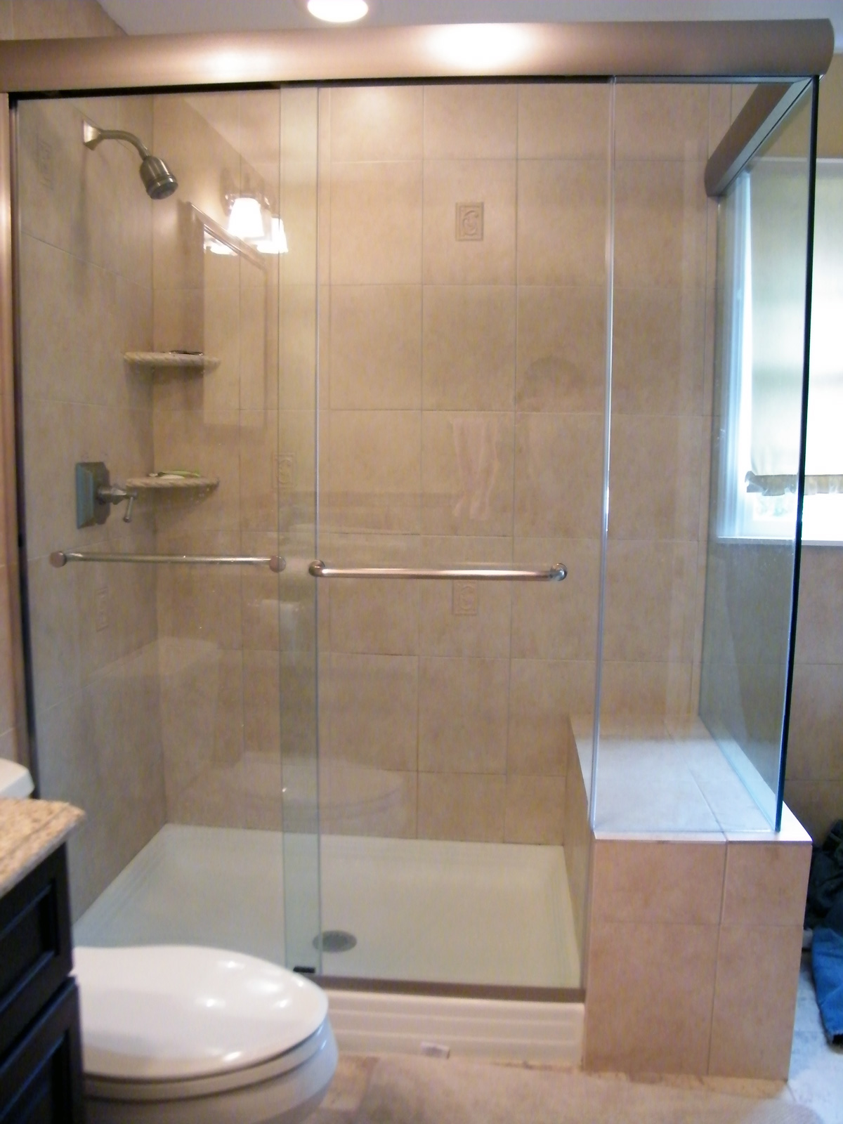 Shower Stalls with Seats | Sterling Shower Stalls | Sterling Shower Stalls