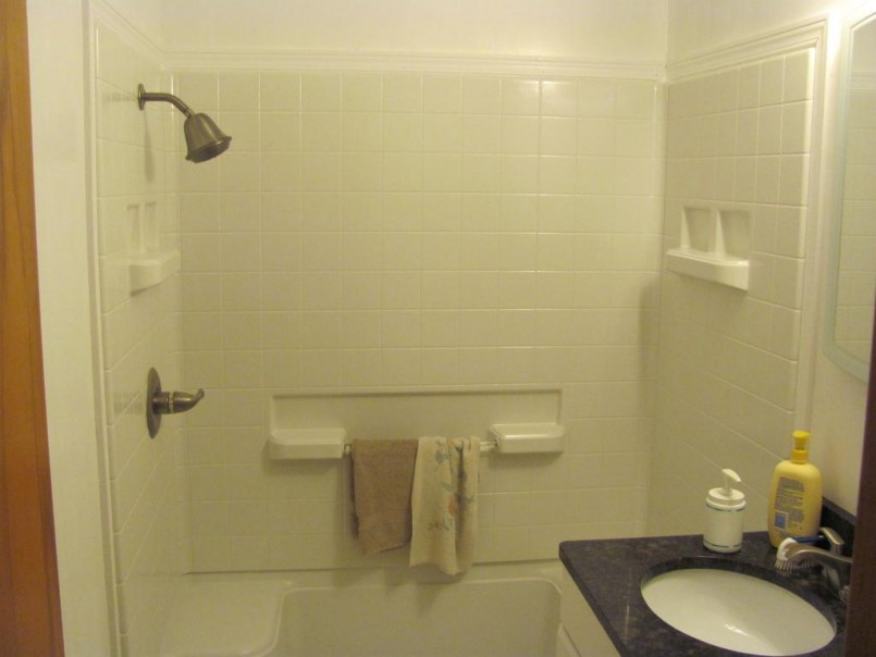 Shower Stalls With Seats | Tub Shower Inserts | Sterling Shower Stalls