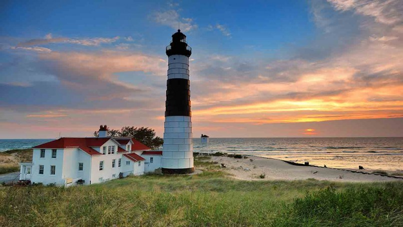 State Of Michigan Parks | Ludington State Park Reservations | State Park Campgrounds