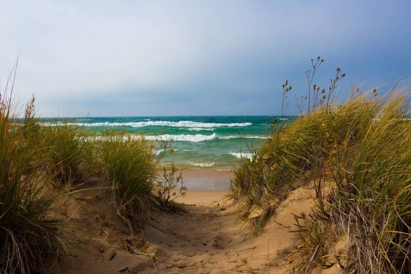 State Of Michigan Parks | Mi Dnr Camping | Ludington State Park Reservations