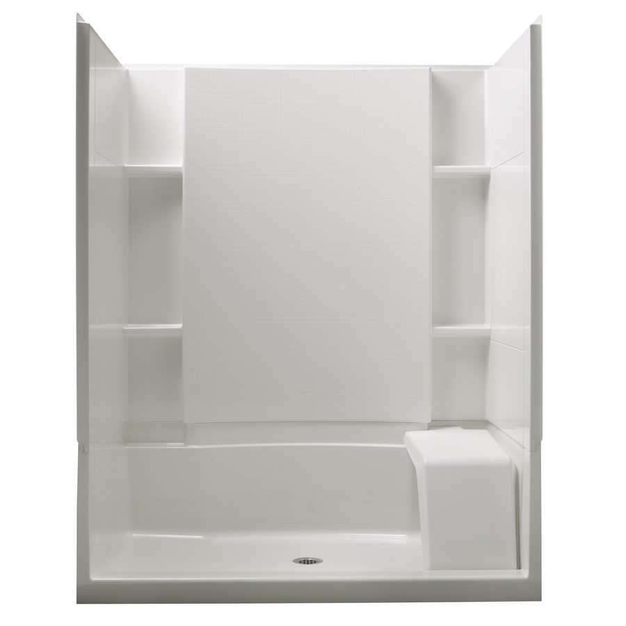 Sterling Shower Stalls | Corner Shower Stall Kits | Bathtub Surrounds