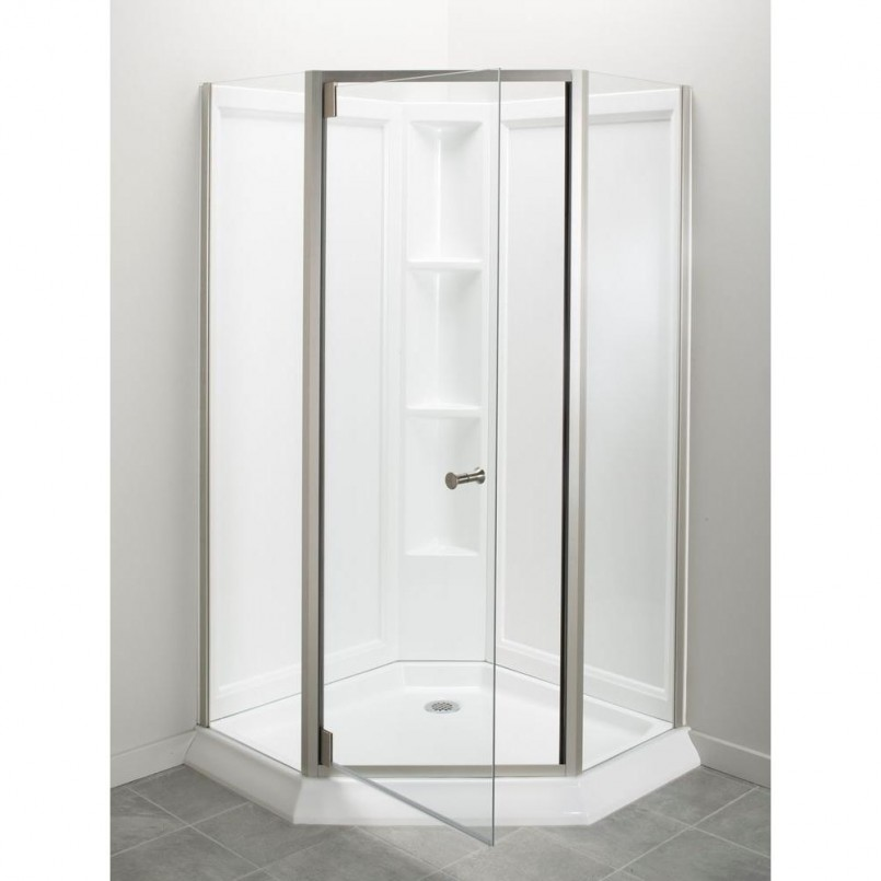 Sterling Shower Stalls | Home Depot Shower Kits | One Piece Shower Stalls