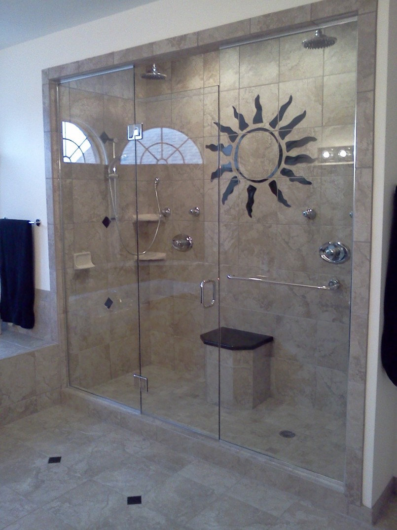 Handicap Shower Doors