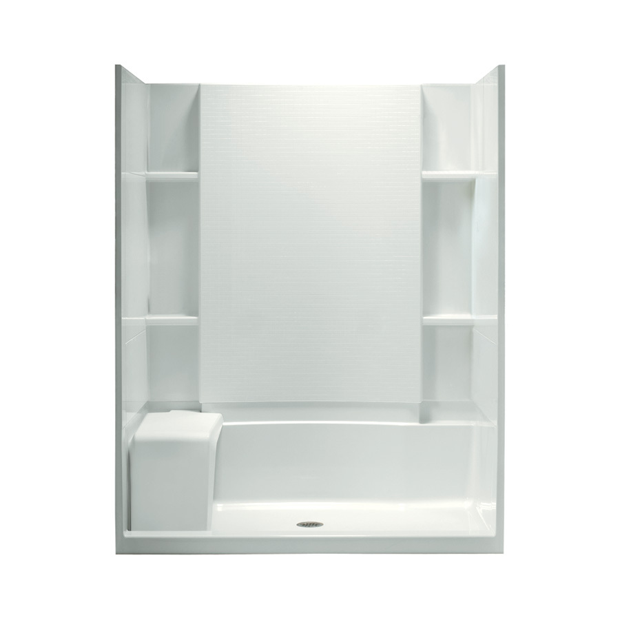 Sterling Shower Stalls | Shower Doors at Menards | Shower Kits at Home Depot