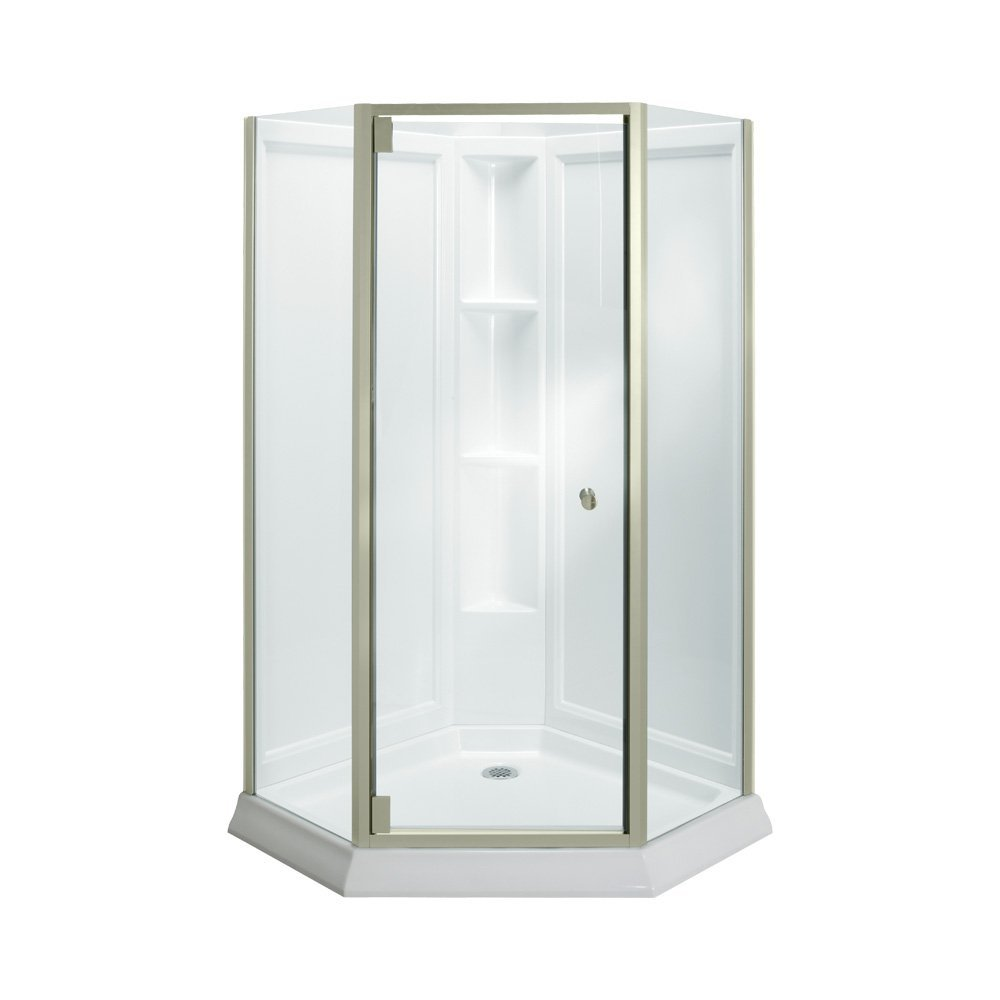 Sterling Shower Stalls | Stand Up Shower Insert | Fiberglass Showers
