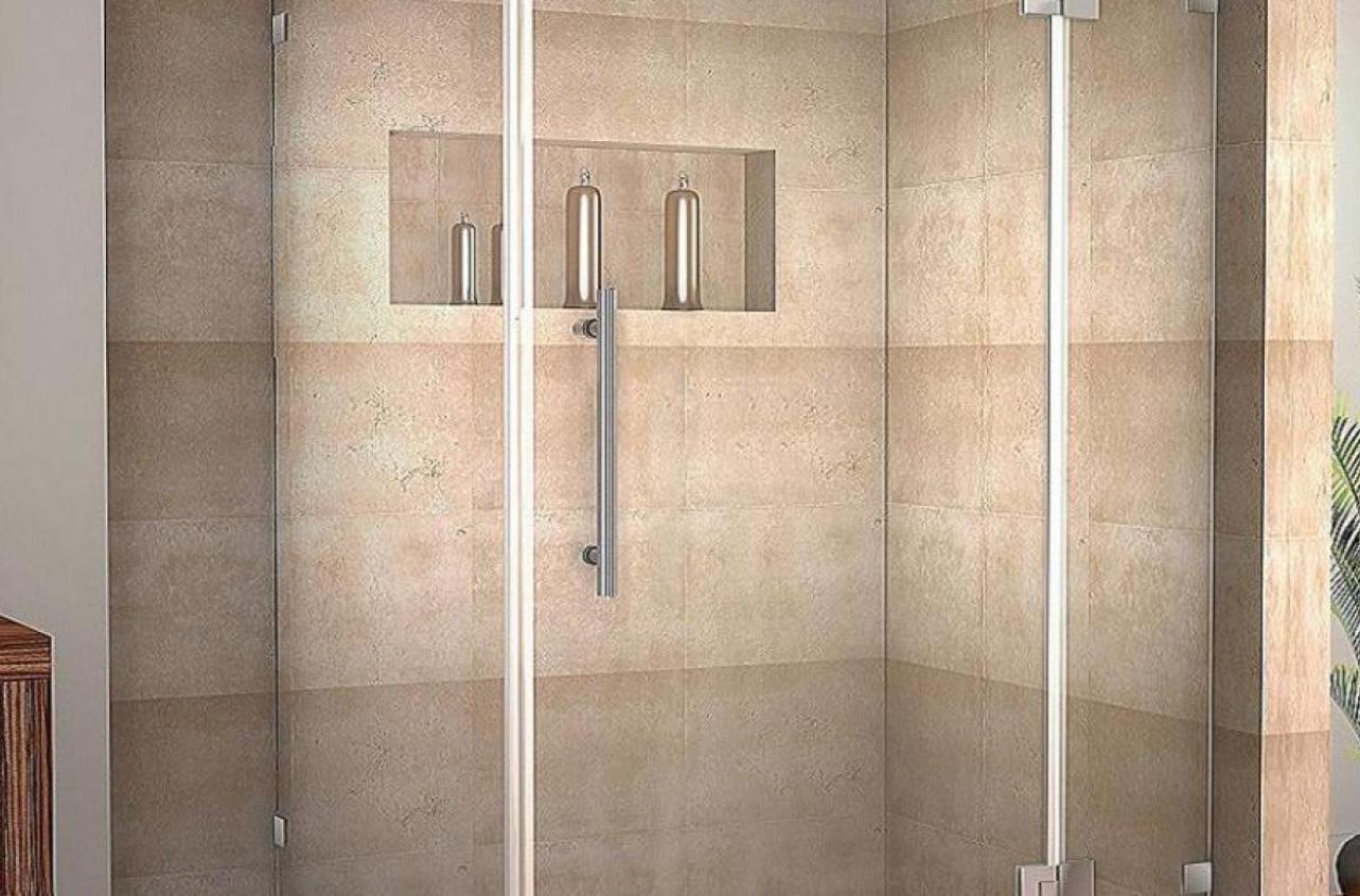 Bathroom: Sterling Shower Stalls | Corner Shower Units | Maax Showers