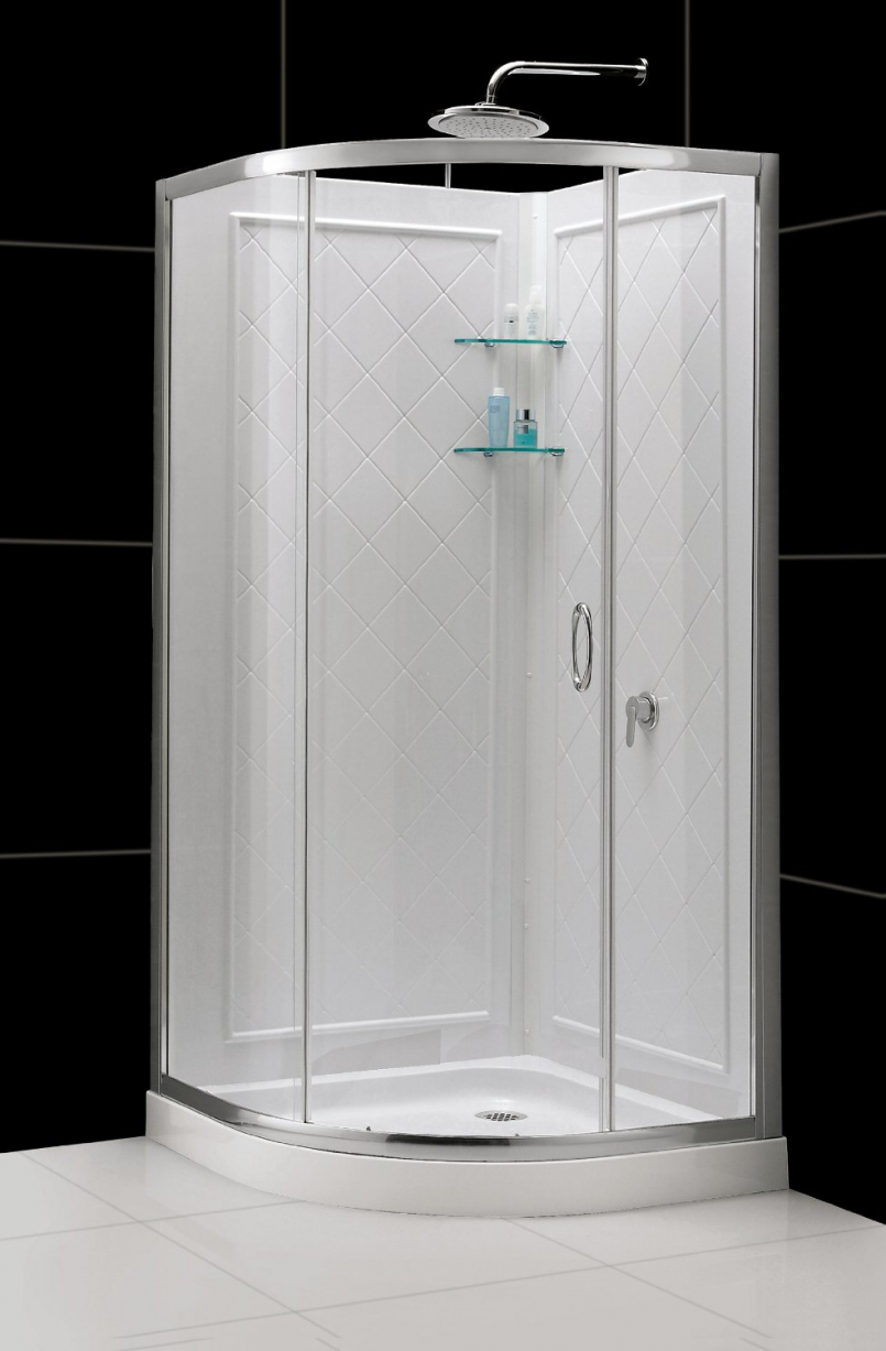 Sterling Shower Stalls | Sterlingplumbing Com Onlinecatalog | Shower Kits Lowes