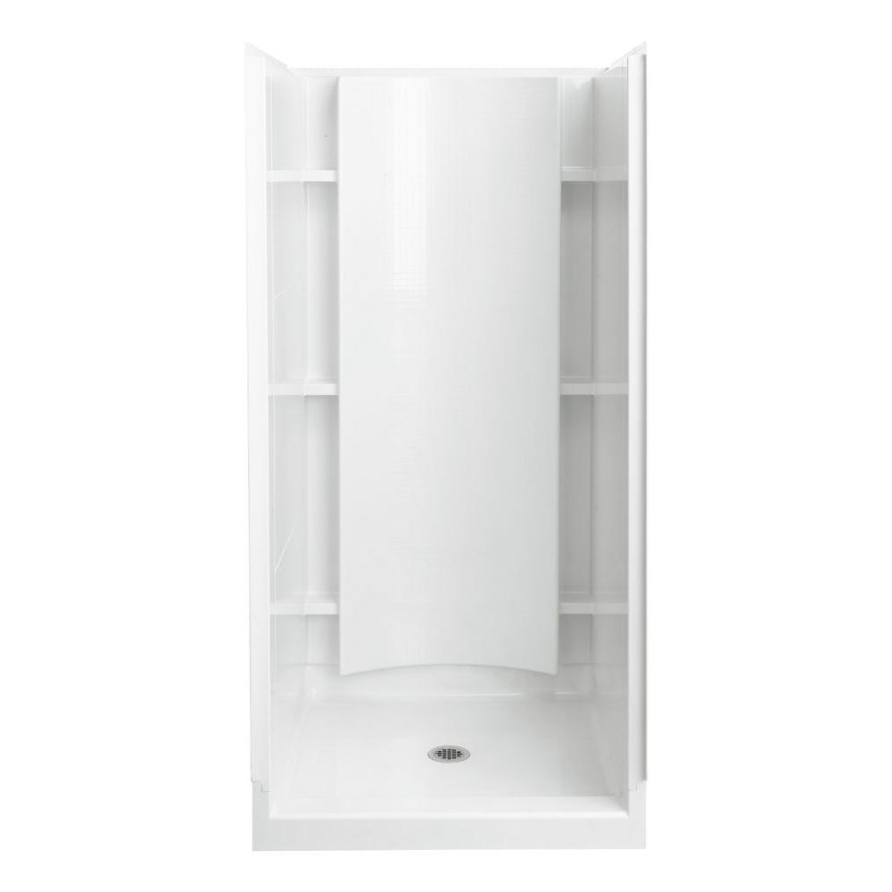 Sterlingplumbing Com Onlinecatalog | Tub to Shower Conversion Kit | Sterling Shower Stalls