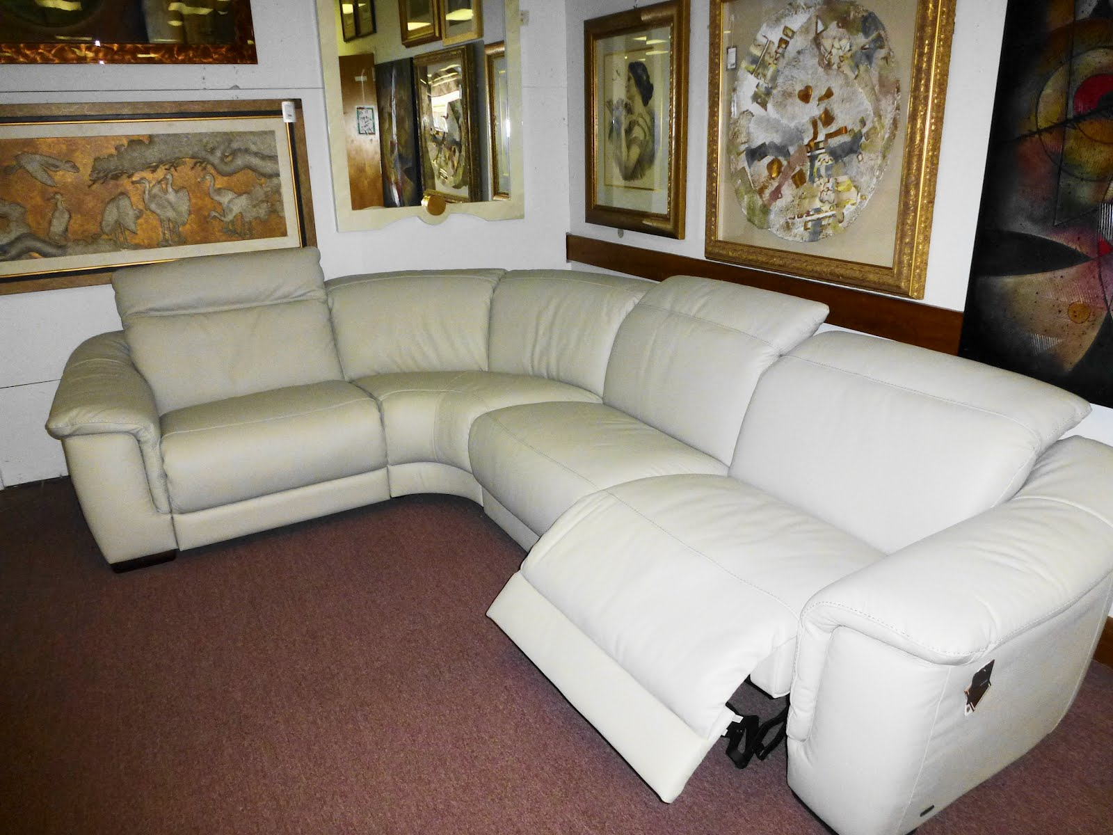 Attractive Synergy Home Furnishings Costco | Costco Leather Sectional | Costco Recliner  Sofa