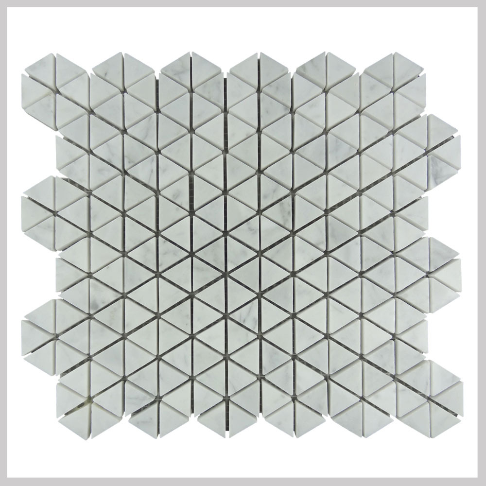 Tile Outlet Houston | 4x4 Stone Tile | Triangle Tile and Stone