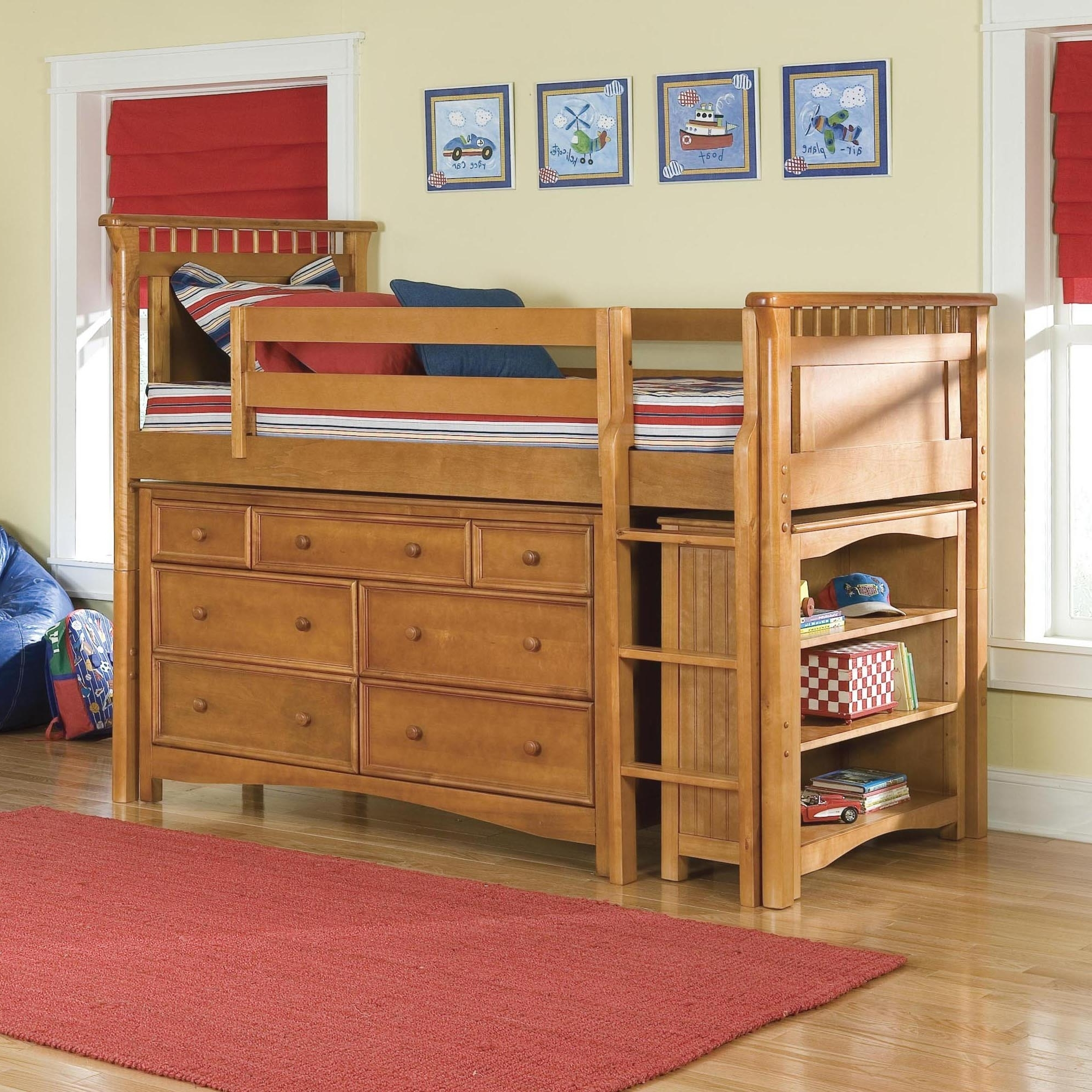 Toddler Bed and Dresser Sets | Rooms to Go Bunk Beds for Girls | Kidsroomstogo