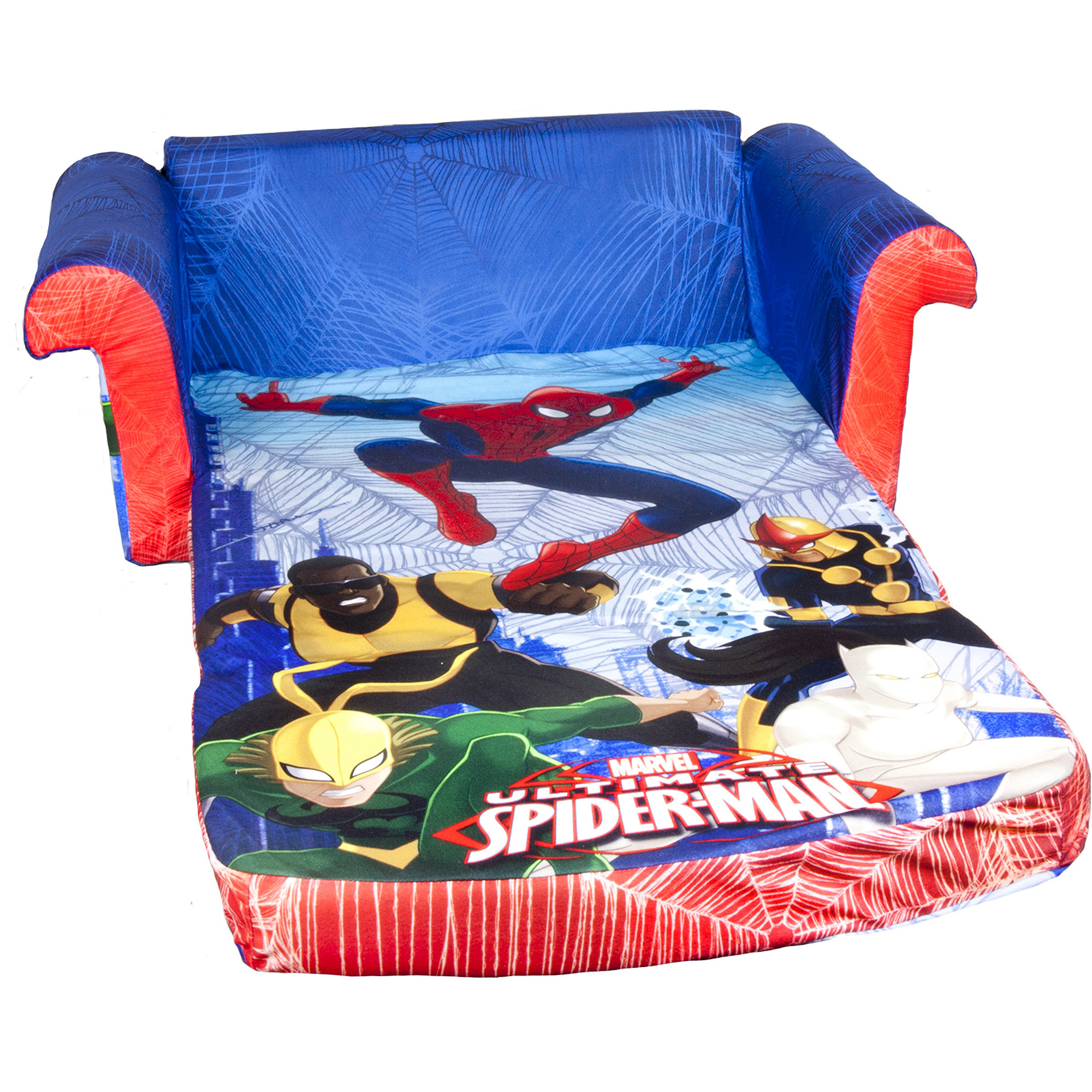 Toddler Flip Open Sofa | Flip Open Sofa Kids | Foldable Bed Chair