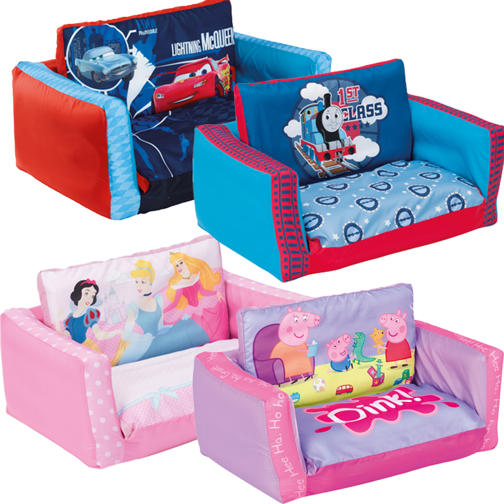 Toddler Flip Open Sofa | Toddler Flip Open Sofa | Mickey Mouse Toddler Bedroom Set