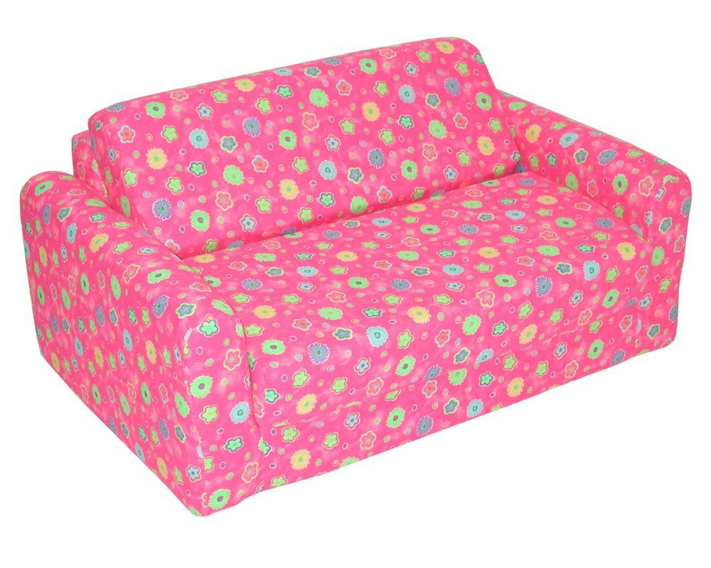 Toddler Flip Open Sofa | Walmart Pull Out Couch | Folding Foam Chair Bed