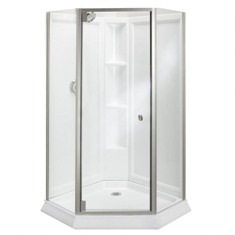 Tub Enclosures | Sterling Shower Stalls | Menards Shower Doors