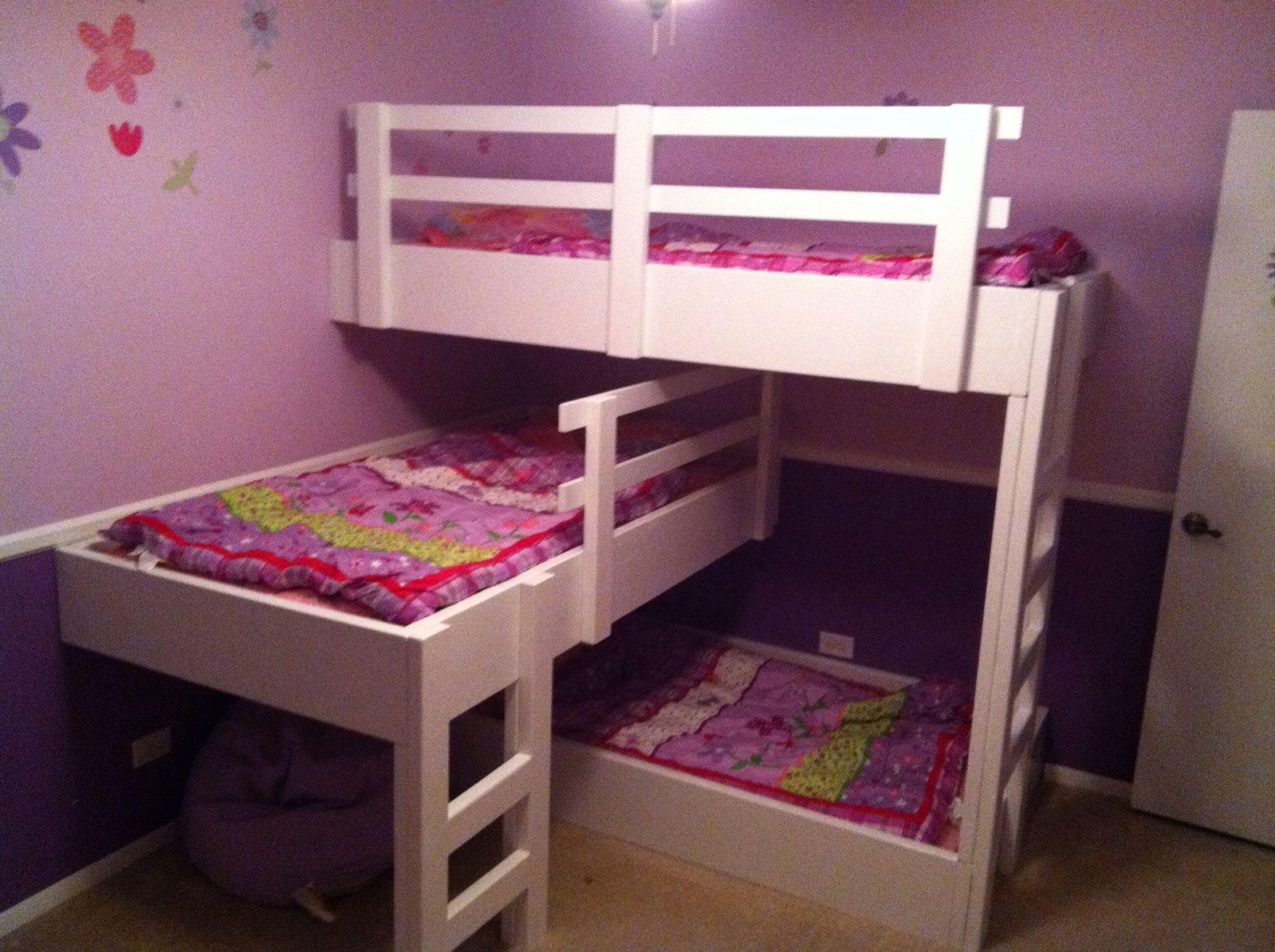 Twin Bed Space Saver | Bunk Beds for Small Rooms | Bunk Beds Girls Room
