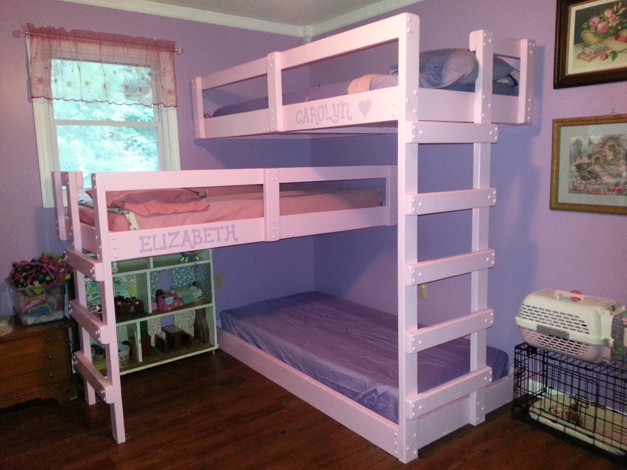Twin Bed Space Saver | Bunk Beds Teenager | Bunk Beds for Small Rooms