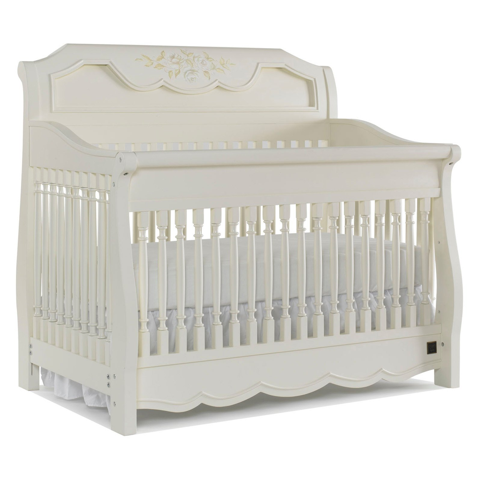 Unfinished Cribs | Davinci Cribs Recall | Bassett Baby Crib  sc 1 st  Ondeckwithlucy.com : crib tent for convertible cribs - memphite.com