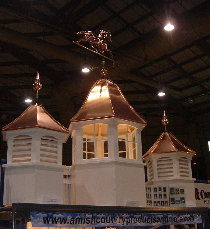 Beautiful Cupolas for Your Ornamental Structure of Roof: Vinyl Cupola | Horse Barn Cupolas | Cupolas