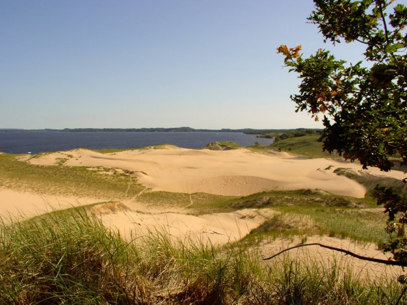 Warren Dunes State Park Cabins | Michigan State Parks With Cabins | Ludington State Park Reservations