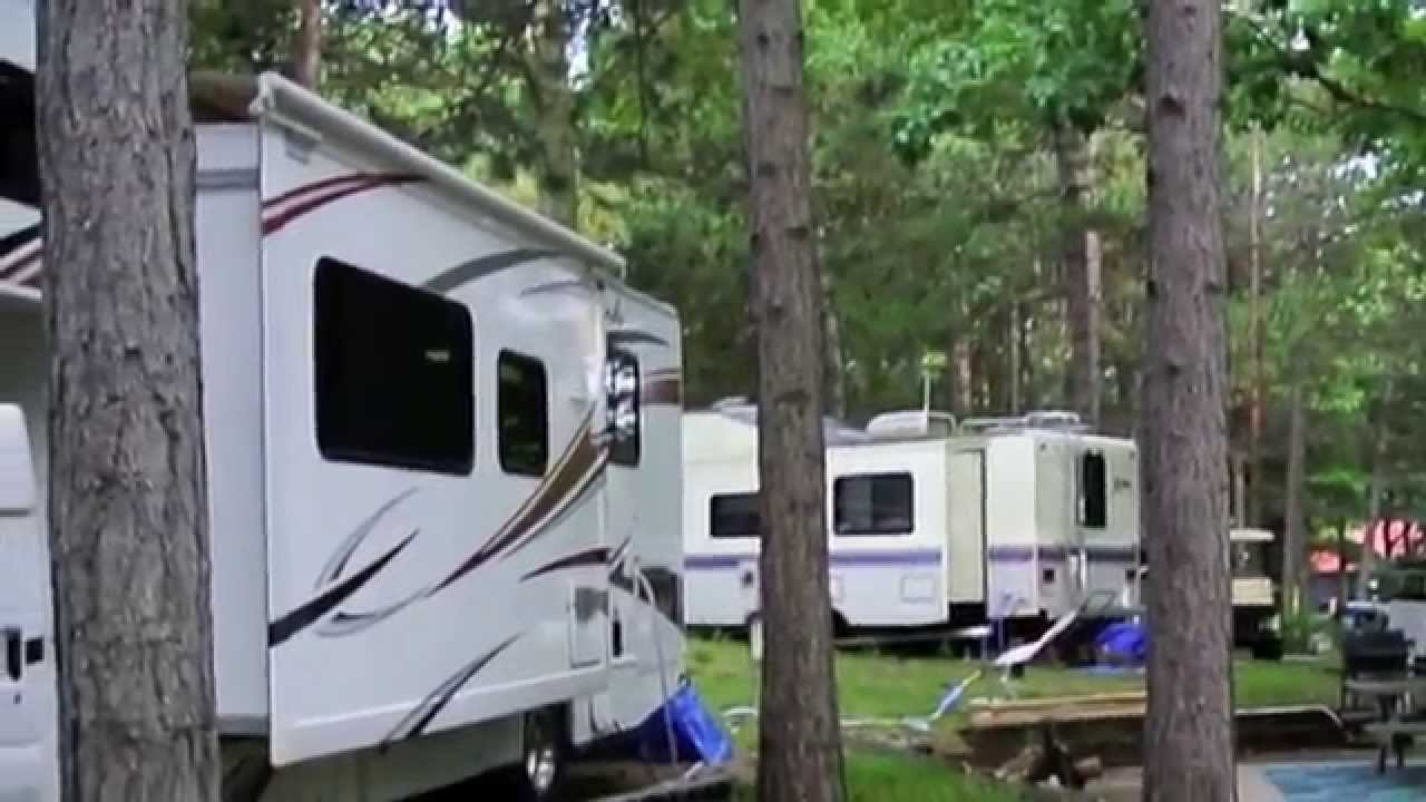 West Michigan Campgrounds | Grand Haven Campground |