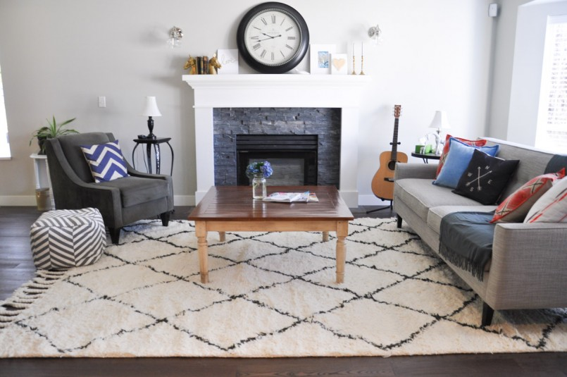 Winsome West Elm Souk Rug | Extraordinary Marrakesh Shag Rug Idea