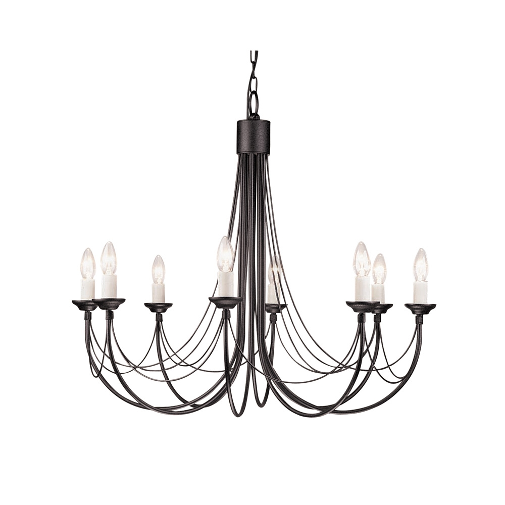 Wondrous Wrought Iron Outside Lights | Pretty Gothic Chandelier