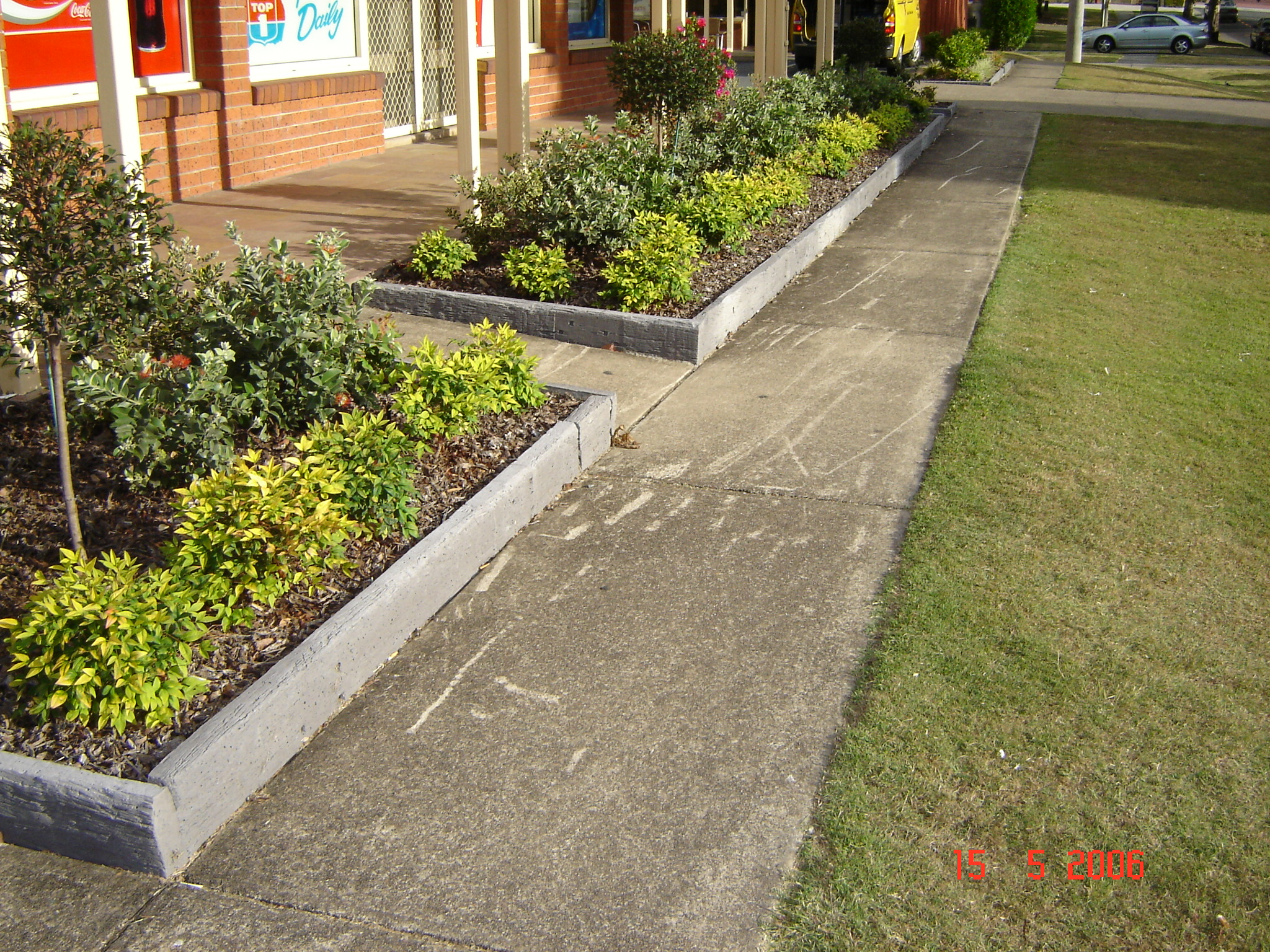 Wood Edging | Home Depot Landscape Edging | Edging Home Depot