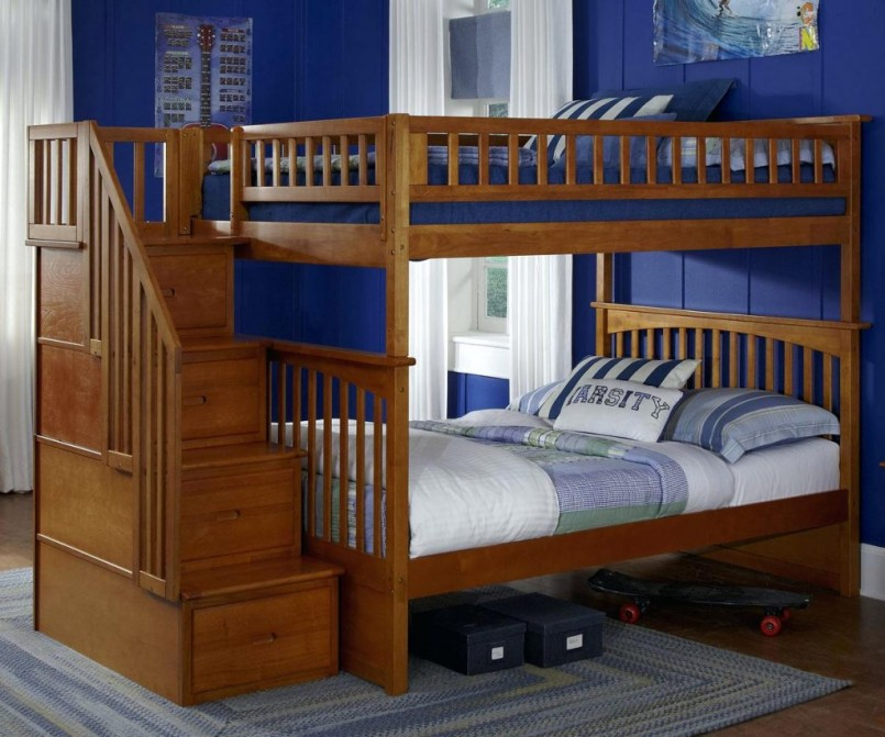 Attractive Canwood Loft Bed | Engaging Canwood Whistler Junior Loft Bed Natural