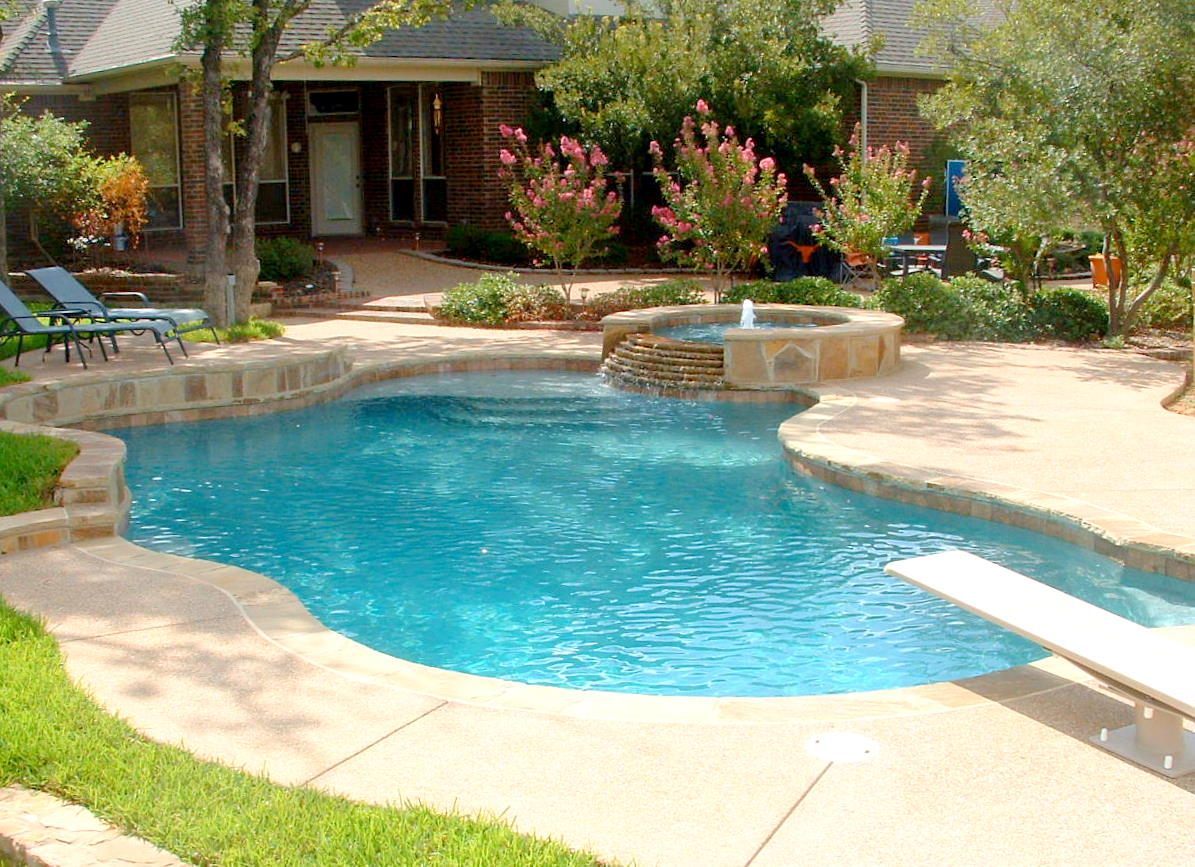 Cool Backyard Pool Designs for Your Outdoor Space: Average Cost Of Inground Pool | Cost Of Infinity Pool | Backyard Pool Designs
