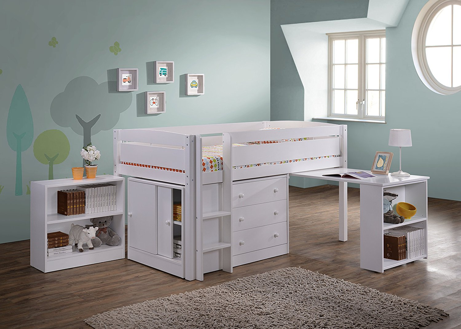 Awesome Canwood Tools Style | Exquisite Canwood Loft Bed