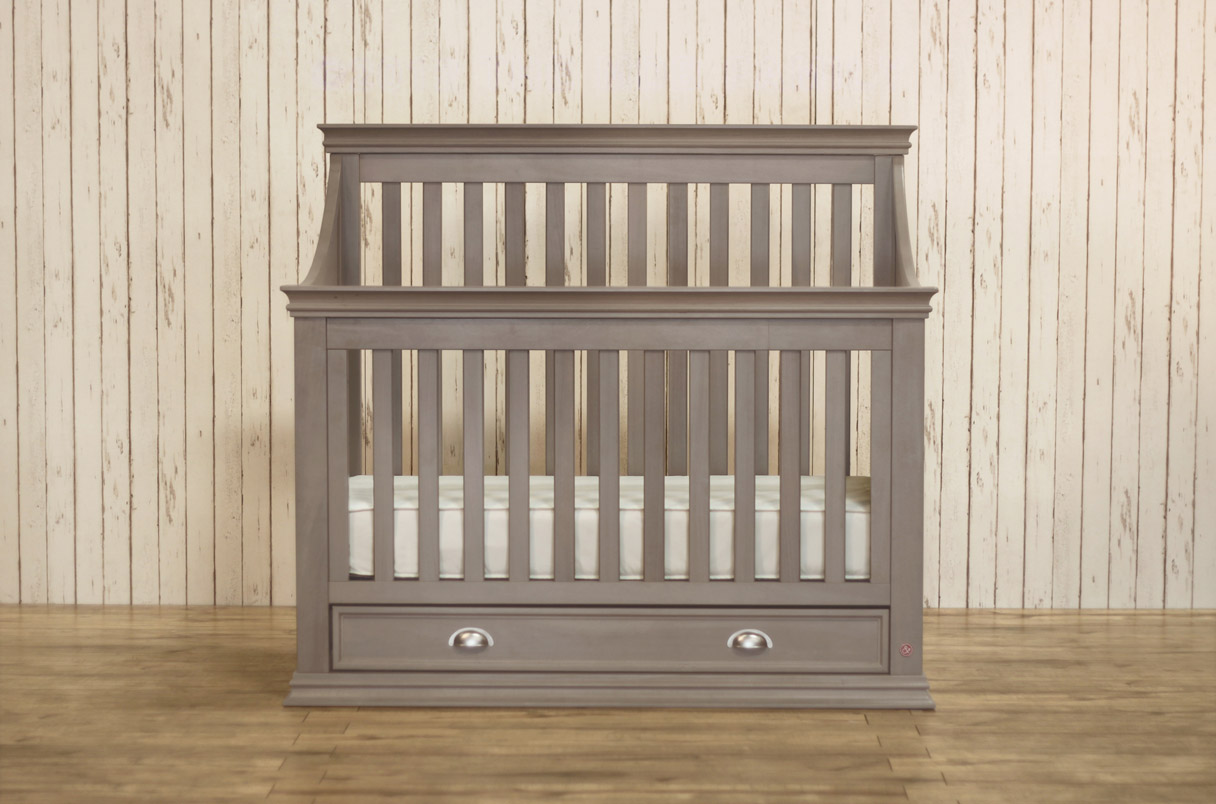 Bedroom best nursery collections with restoration for Best value baby crib