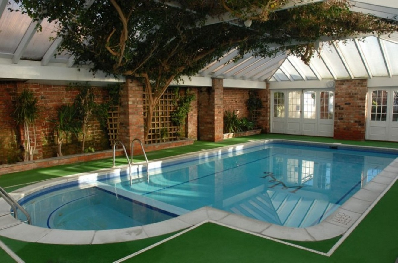 Backyard Pool Designs | Average Price Inground Pool | Inground Pool Surround Ideas