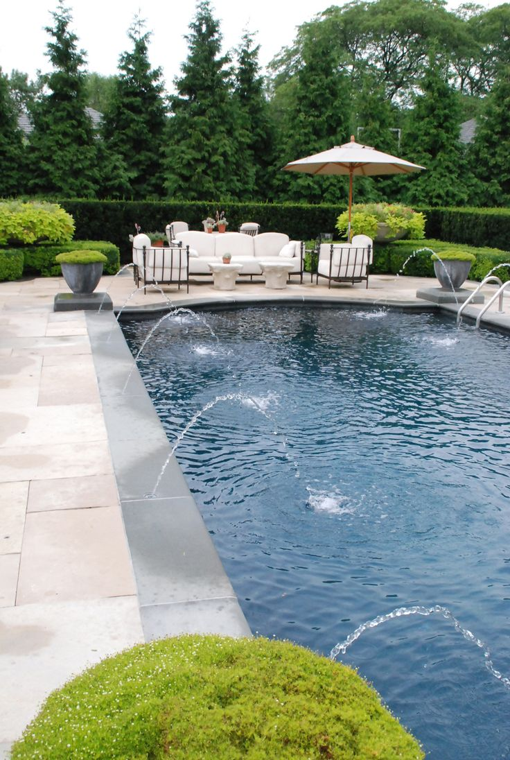 Backyard Pool Designs | Inground Pools Cost Estimate | Backyard Designs With Inground Pools