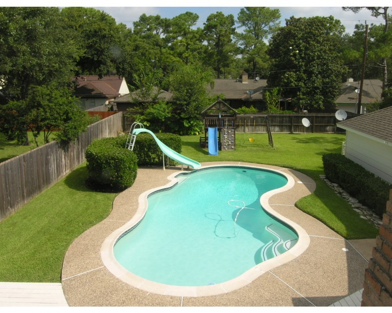Backyard Pool Designs | Small Backyard Inground Pool Design | Cost Of Infinity Pool