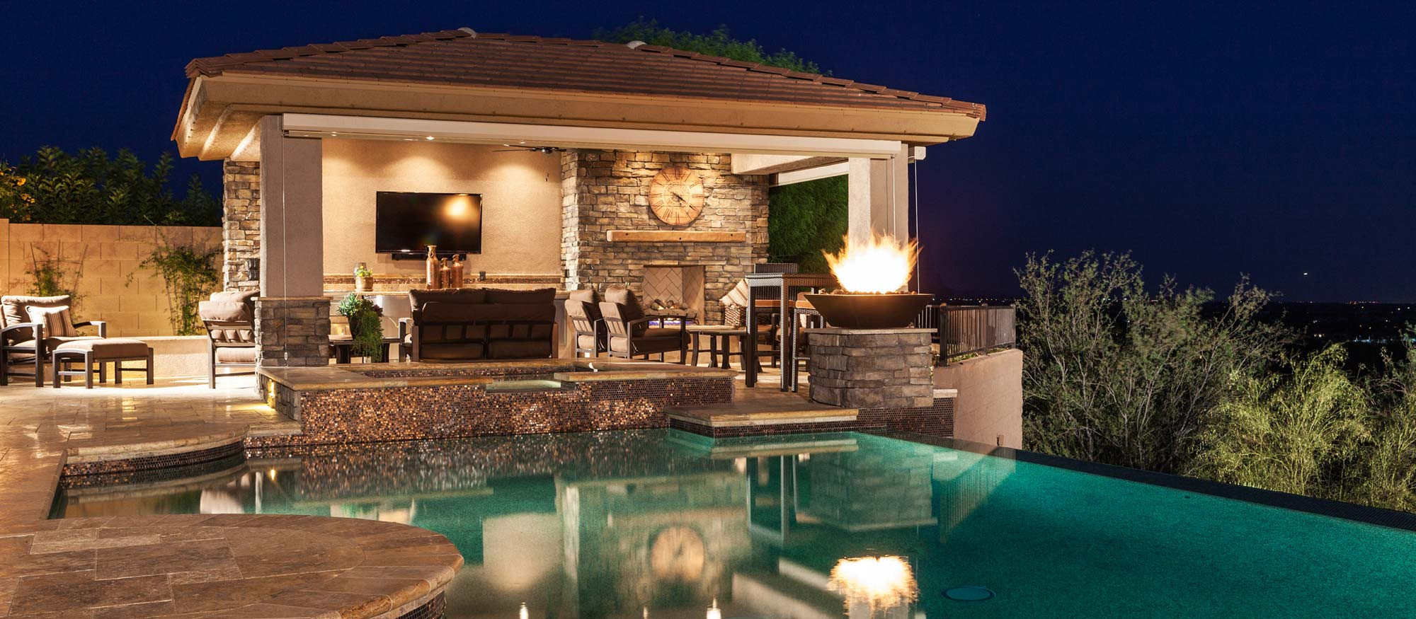 Backyard: Cool Backyard Pool Designs For Your Outdoor ...