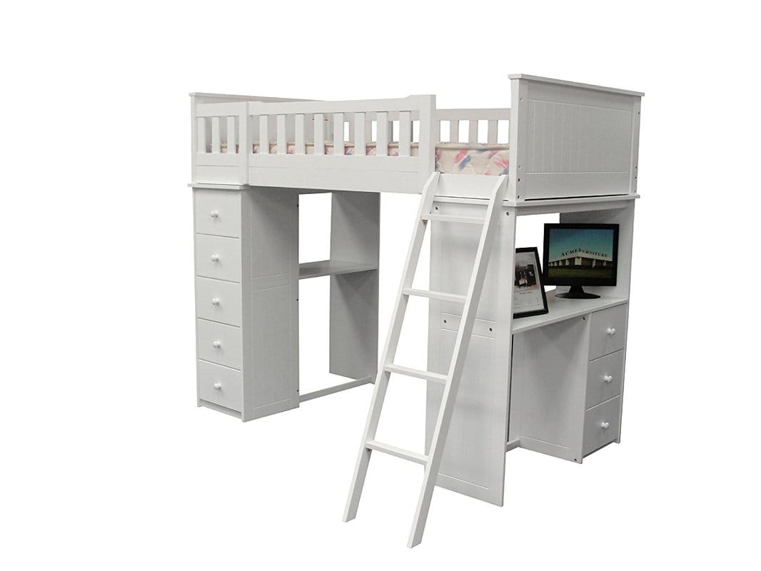 Beautiful Whistler Junior Loft Bed | Wonderful Canwood Loft Bed