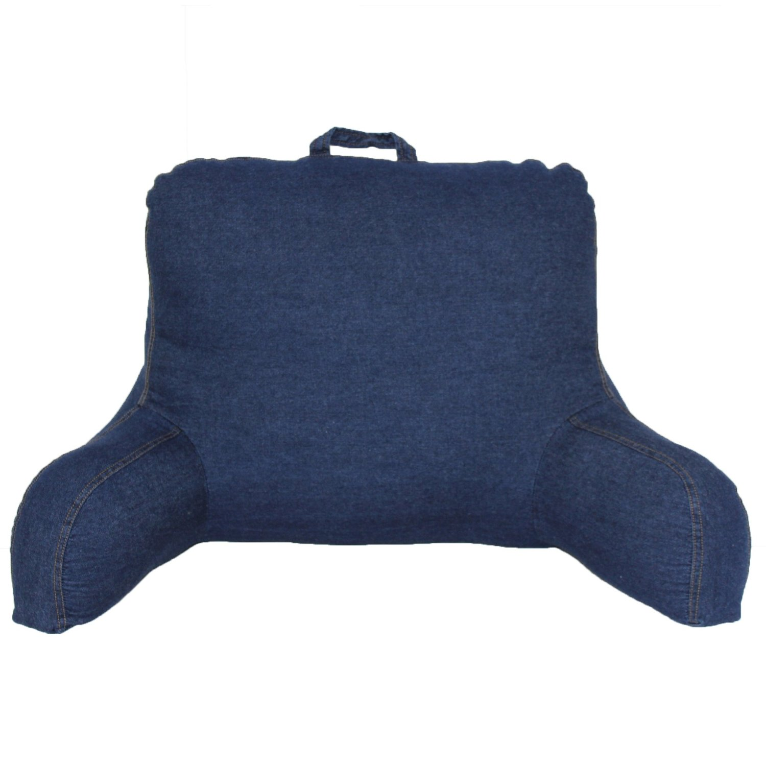 Bed Pillow with Arms | Backrest Cushion | Pillow with Armrest