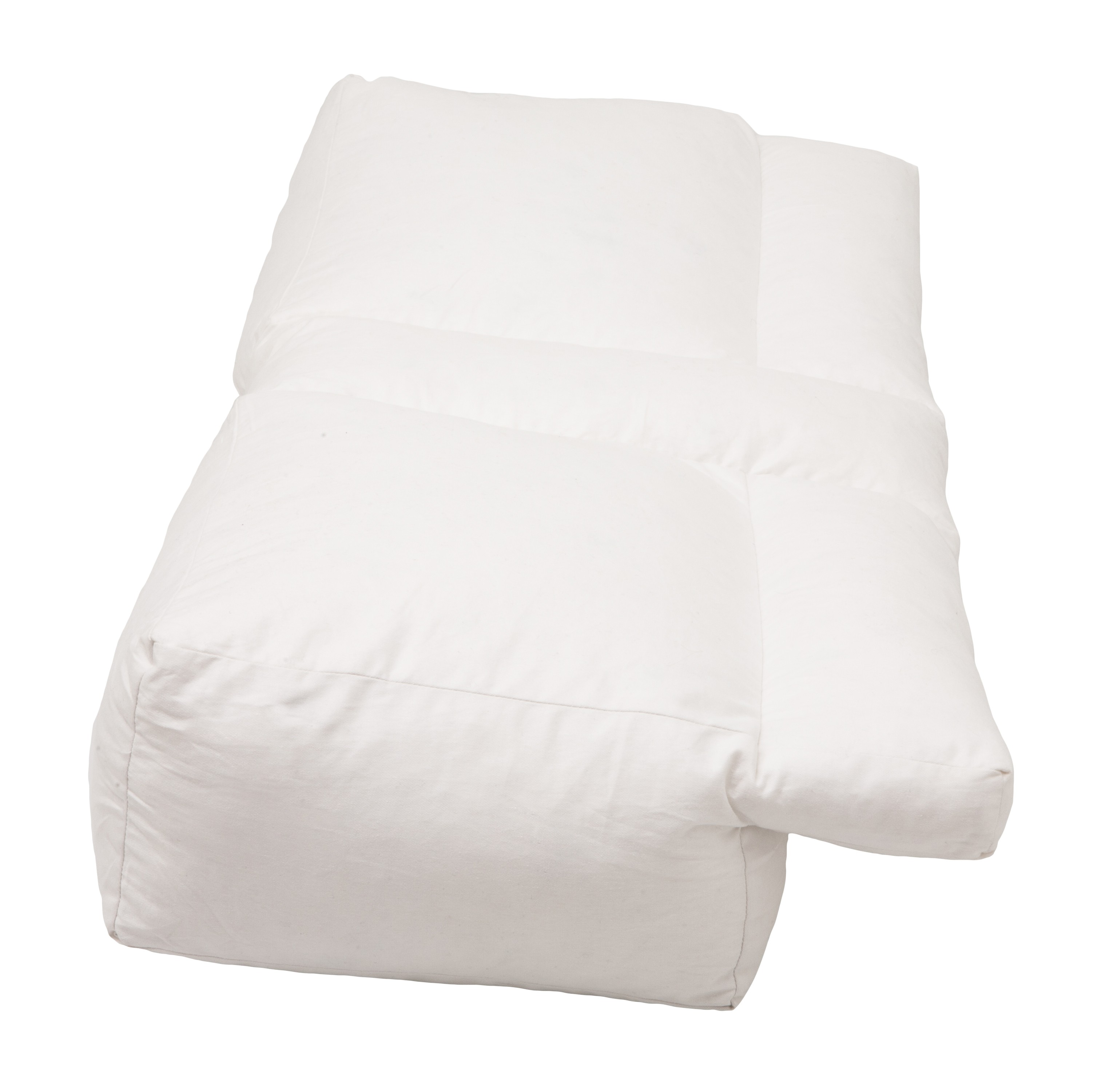 Bed Pillow with Arms | Pillow Rest | Husband Pillow with Cup Holder