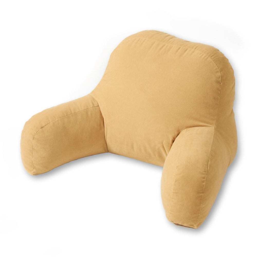 Extra Comfort Bed Pillow with Arms for Any Purpose: Bed Pillow With Arms | Wedge Bed Pillow Target | Backrest Pillows