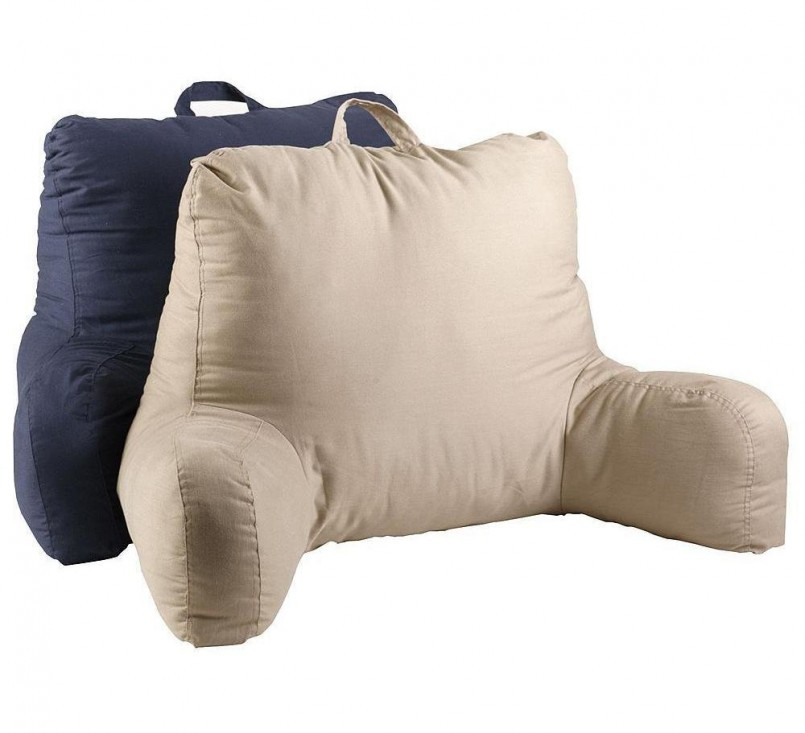 Bed Rest Pillow Walmart | Backrest Pillow | Bed Pillow With Arms