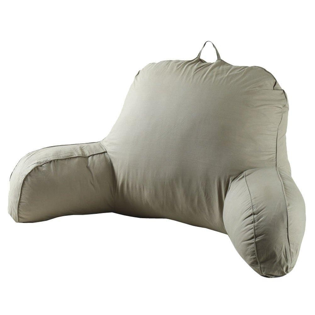 Bed Wedge Reading Pillow | Boyfriend Pillow Target | Bed Pillow with Arms