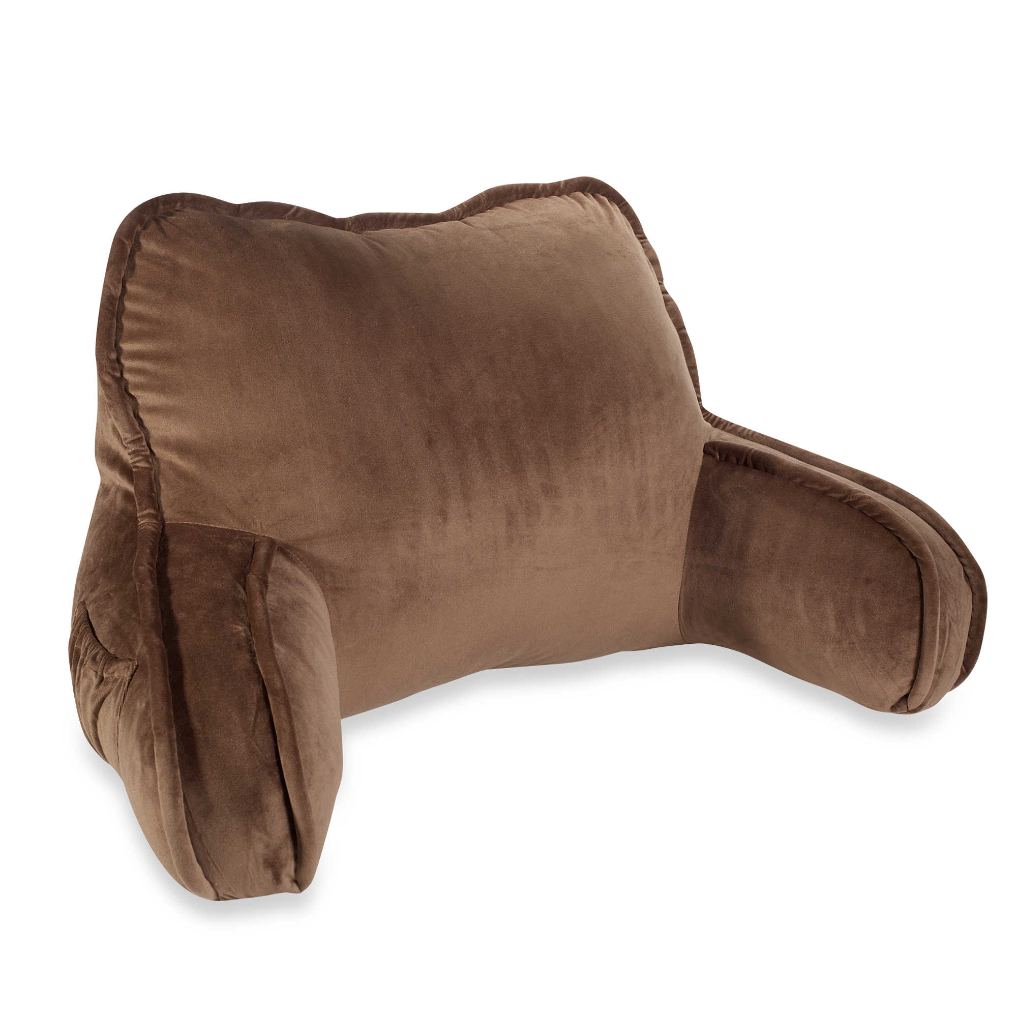 Bedrests | Bed Pillow with Arms | Napping Chair