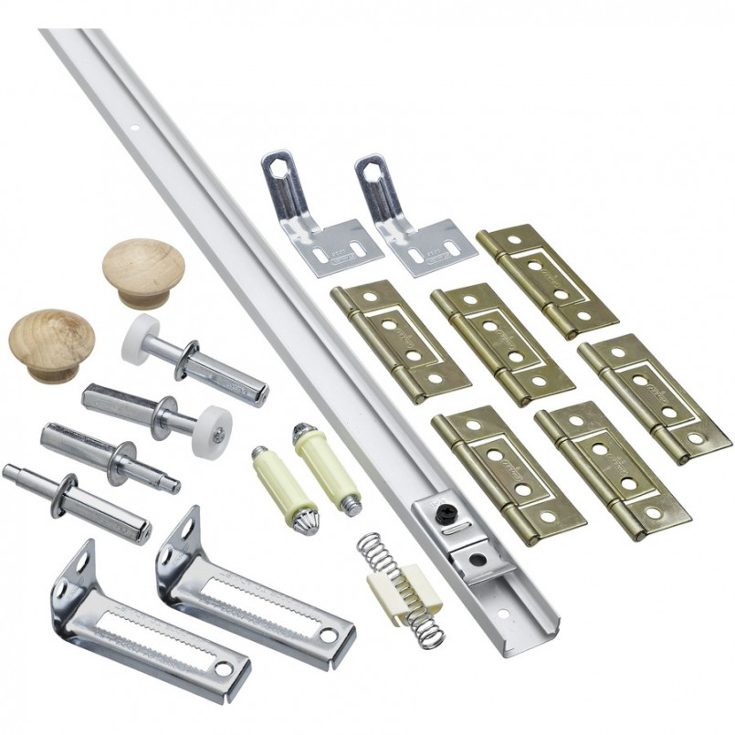 Bifold Closet Door Hardware | Bifold Door Hardware Heavy Duty | Bi Fold Door Hardware