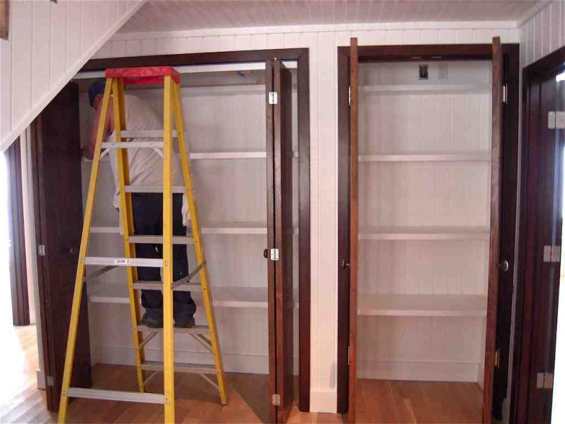 Bifold Closet Door Hardware | Retractable Closet Door | Bifolding Doors