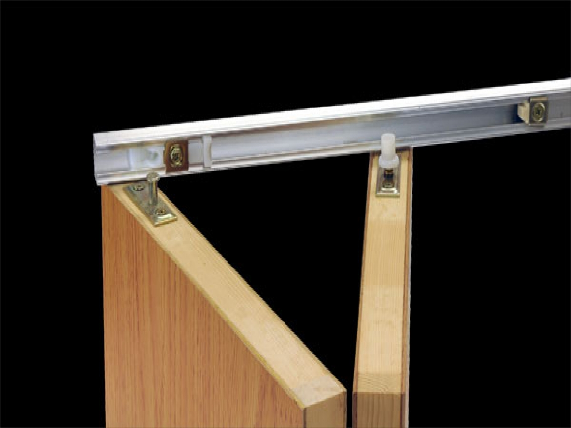 Bifold Door Knob | Bifold Cabinet Door Hardware | Accordion Door Hardware