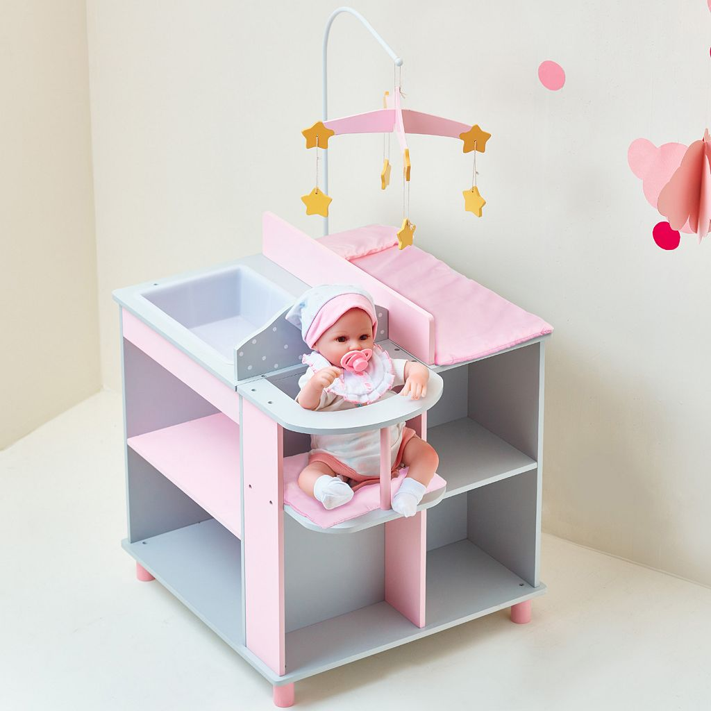 Bitty Baby Changing Table | Changing Table And Dresser | Bitty Baby Changing Table
