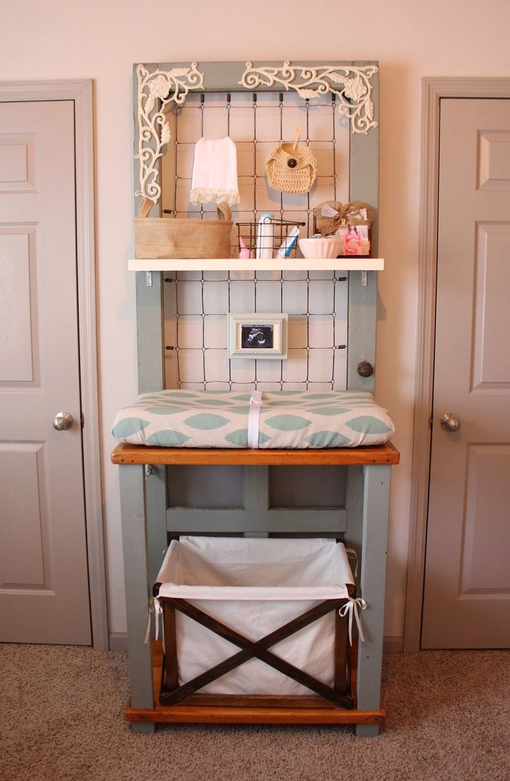 Bitty Baby Changing Table | Diaper Changer | Changing Table Topper For Dresser
