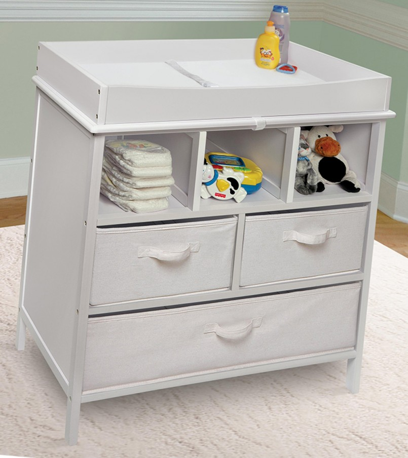 Bitty Baby Changing Table | Dresser Changing Table Combo | Baby Changing Table Dresser