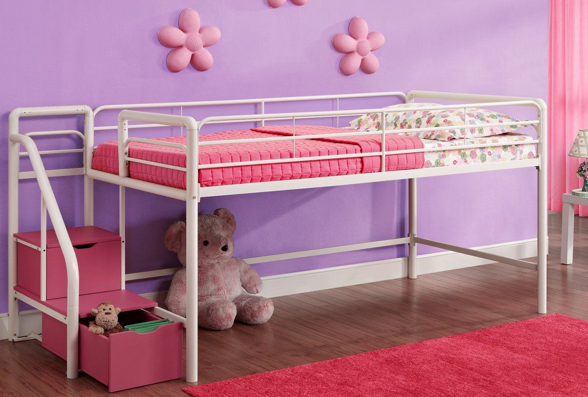 Brilliant Canwood Junior Loft Bed | Fancy Canwood Loft Bed